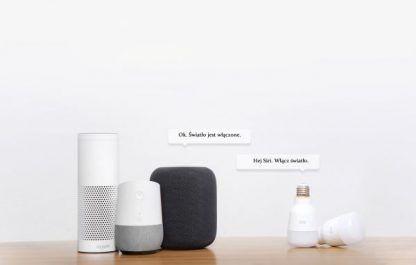 żarówka do google i alexa