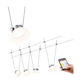 Zestaw oświetlenia linkowego Wire System - LED, 4 punkty, SmartHome