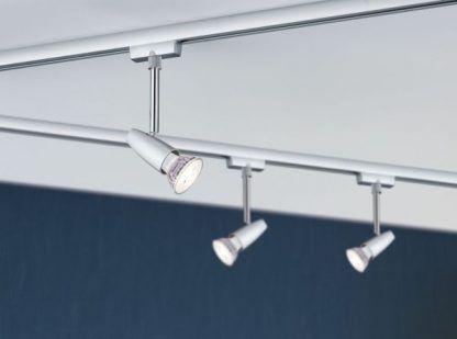 Zestaw szynowy Barelli - szyna+reflektory+akcesoria, URail