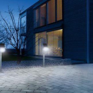 Zewnętrzna lampa solarna XSolar GL-S do oświetlenia ścieżki