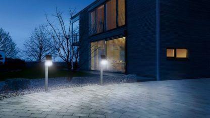 Zewnętrzna oprawa solarna XSolar GL-S do oświetlenia ścieżki